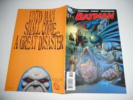Batman N°664 Key Joker Harley Quinn Issue 2007 DC Comics Morrison EN V O - Zeitschriften