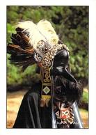 Afrique-CÔTE D'IVOIRE  MASQUE Ancêtre Sacré  GUE GBLA Ou GUE DAN Du Village De YO - Timbre Stamp  (ASCANI 21)*PRIX FIXE - Ivory Coast