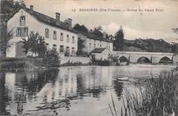 Bessines Sur Gartempe (87) - Usine Du Vieux Pont - Bessines Sur Gartempe