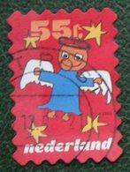 Kerst Christmas XMAS Weihnachten NOEL NVPH 1873 (Mi 1770) 1999 Gestempeld / USED NEDERLAND / NIEDERLANDE - Period 1980-... (Beatrix)