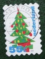 Kerst Christmas XMAS Weihnachten NOEL NVPH 1875 (Mi 1772) 1999 Gestempeld / USED NEDERLAND / NIEDERLANDE - Period 1980-... (Beatrix)