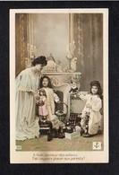 Jeu,Jouet / Noël / Joyeux Noël / Femme Enfants,poupée,cheval De Bois,etc - Jeux Et Jouets