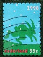 Kerst Christmas XMAS Weihnachten NOEL NVPH 1793 (Mi 1688) 1998 Gestempeld / USED NEDERLAND / NIEDERLANDE - Period 1980-... (Beatrix)