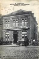 Esschen - Essen - Café-Restaurant - Hôtel Du Commerce - J. Van Dooren - Essen