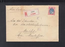 R-Brief 1920 Vught - 1891-1948 (Wilhelmine)