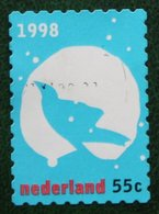 Kerst Christmas XMAS Weihnachten NOEL NVPH 1790 (Mi 1685) 1998 Gestempeld / USED NEDERLAND / NIEDERLANDE - Period 1980-... (Beatrix)
