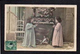 Jeu,Jouet / Noël / Joyeux Noël / Enfants,poupée,cheminée,etc - Jeux Et Jouets