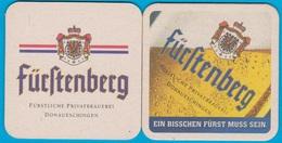 Fürstlich Fürstenbergische Brauerei Donaueschingen ( Bd 2083 ) Günstige Versandkosten - Bierdeckel