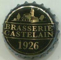 CAPSULE-BIERE-FRA-BRASSERIE CASTELAIN Noir & Or - Bière