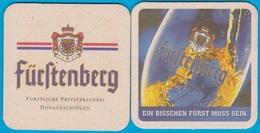 Fürstlich Fürstenbergische Brauerei Donaueschingen ( Bd 2084 ) Günstige Versandkosten - Bierdeckel