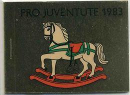 1983 Svizzera, Libretto Pro Juventute, Serie Completa Nuova (**) - Nuovi