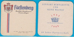 Fürstlich Fürstenbergische Brauerei Donaueschingen ( Bd 2085 ) Günstige Versandkosten - Bierdeckel