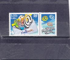 France Neuf ** 2000 N°3365   Meilleurs Voeux; 3e Millénaire - Nuovi