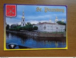 20 Kaarten Van Rusland - Russia (zie Foto's) - Cartes Postales