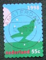 Kerst Christmas XMAS Weihnachten NOEL NVPH 1795 (Mi 1690) 1998 Gestempeld / USED NEDERLAND / NIEDERLANDE - Period 1980-... (Beatrix)