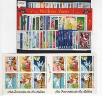 FRANCE Année Complète Neufs** 1998 Avec Carnet 1er Choix - 1990-1999