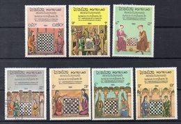 LAOS   Timbres Neufs **/ Ch   De 1984  ( Ref 5862 ) échecs - Voir Descriptif - Laos