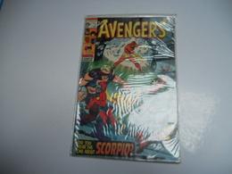 The Avengers Vol.1 N° 72 - Comics VO US - Marvel Comics - Zeitschriften