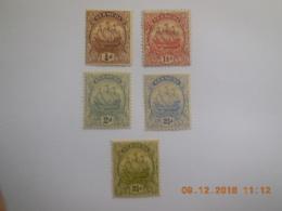 Sevios / Groot Brittannie / **, *, (*) Or Used - Bermuda