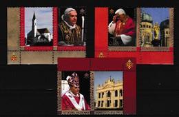 Vatikaan 2007 Nr 1424/26 **, Zeer Mooi Lot K876 - Timbres