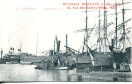 N°67606 -cpa Le Havre -batiments à Quais- - Commerce