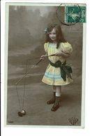 CPA - Cartes Postales -France - Petite Fille Avec Yo-yo -1928 - S3951 - Photographie