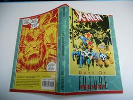 X-Men Days Of Future Present   EN V O - Zeitschriften