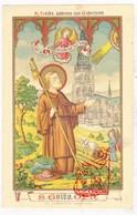Devotie - H. Guido / H. Wido Patroon Van Anderlecht / Historie En Gebed. - Images Religieuses