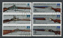 DDR Nr.2376/81 Streifen          O  Used       (21739) ( Jahr: 1978 ) - DDR