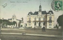 CPA De TARBES - Place De La République. - Tarbes