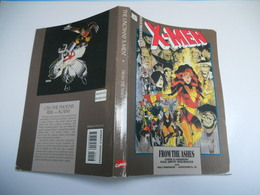 Uncanny X-Men From The Ashes Softcover ~ Chris Claremont ~ 1990 Marvel EN V O - Magazines