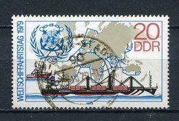 DDR Nr.2405          O  Used       (21746) ( Jahr: 1979 ) - DDR