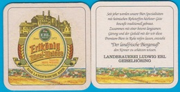 Brauerei Ludwig Erl Geiselhöring ( Bd 2090 ) Günstige Versandkosten - Bierdeckel