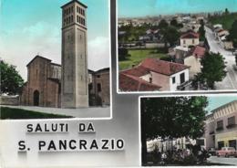 San Pancrazio-Russi(Ravenna)-Saluti-1966 - Ravenna