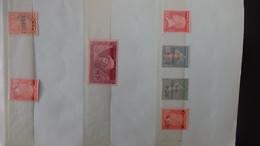 Collection De Timbres ** De France Dans Carnet à Choix Dont Bonnes Petites Valeurs. Côte ++++Voir Commentaires !!! - Briefmarken