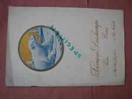TOURS 1911 Fourrures DESCHAMP 55 Rue Nationale Très Beaux Clichés 23 Pages 18X27 - 1900-1940
