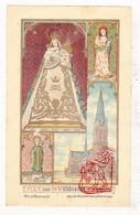Devotie - Gebed / OLV Sint-Willibrordus Antwerpen / Steendruk Litho Vd Vyvere Petyt Brugge - Images Religieuses