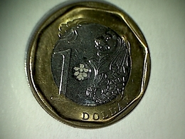 Singapore 1 Dollar 2013 - Singapur