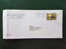 (10957) ITALIA STORIA POSTALE 1998 - 6. 1946-.. Repubblica