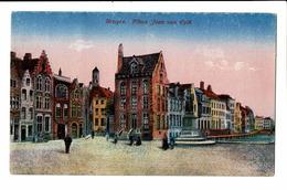 CPA - Cartes Postales -BELGIQUE - Brugge - Place Jean Van Eyck - S3958 - Brugge