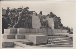 BERN WELT TELEGRAPHEN - DENKMAL, BERNE  MONUMENT DE L'UNION TÉLÉGRAPHIQUE INTERNATIONALE - BE Berne