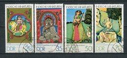 DDR Nr.2418/21          O  Used       (21750) ( Jahr: 1979 ) - DDR