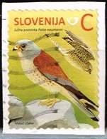 Slowenien 2014, Michel# 1061 A O Lesser Kestrel (Falco Naumanni) - Dänemark