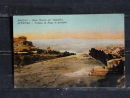 Z26 -Grece - Athenes - Tribune De Pnyx Et Acropole - 1916 - Armée D'Orient - Grèce
