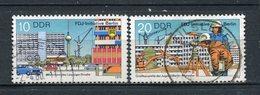 DDR Nr.2424/5          O  Used       (21752) ( Jahr: 1979 ) - DDR