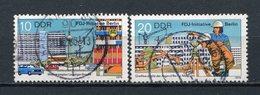 DDR Nr.2424/5          O  Used       (21753) ( Jahr: 1979 ) - DDR