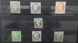 Collection De Timbres  ** Et Oblitérés D'ESPAGNE Dont 1 Plaquette De Classiques De France. Voir Commentaires !!! - Stamps