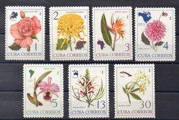 CUBA  Timbres Neufs ** De  1965  ( Ref 5870 ) Plantes - Fleurs - Cuba