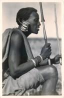 Publ. ZAGOURSKI 2e Série - L'Afrique Qui Disparait - Kénia - Type Massai - N° 141 - Kenya