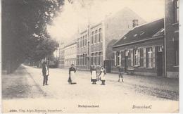 Brasschaat - Brasschaet - Meisjesschool - Geanimeerd - 1907 - Uitg. Alph/ Heyman, Brasschaet 2084 - Ecoles